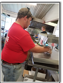 2019 Food Stand Calumet County Fair